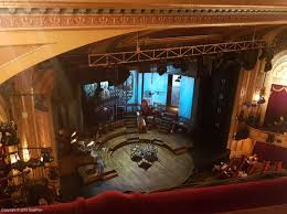 William Kerr Theatre Seating Chart Walter Kerr Theatre Balcony View From Seat Best Seat Tips