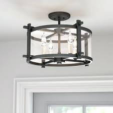 john lewis jamieson semi flush ceiling light satin nickel best fittings images on crystal chrome