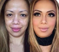 bellyitch 20 amazing before and after makeup transformations mua