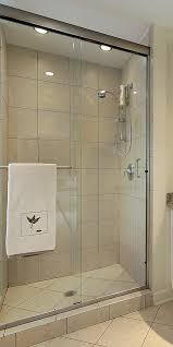 tub and shower doors provide us with the opening size