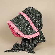 pioneer bonnet. pioneer bonnets bonnet t
