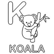 Small Picture Koala Coloring Pages Free Printables MomJunction