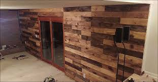 created a plank wall to replace paneling in lower level diy home improvement wall decor