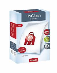 <b>Мешки для пылесосов Miele</b> FJM HyClean 3D Efficiency — купить ...