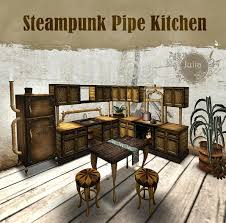 Victorian Steampunk Kitchen
