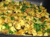 bengali potatoes