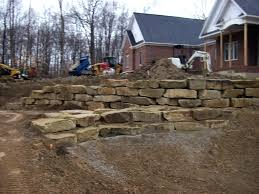 stone retaining wall natural stone retaining walls landscaping stone retaining wall stone seawalls outcropping stone stone ideas