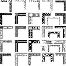 Border Black And White Black And White Vintage Frame Border Free Vector Download 22 504
