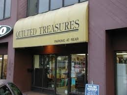The Traveling Quilter: Quilt Shops in Vancouver, BC & Quilted Treasures was indeed a treasure, a little jewel of a shop with a  pronounced personal feel and obviously an enthusiastic clientele. Adamdwight.com