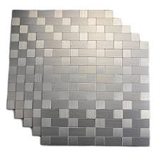 Peel And Stick Decorative Mosaic Wall Tile