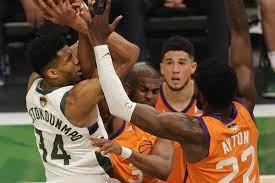 Suns winning the NBA title ...