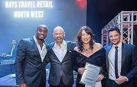 Nantwich travel store bosses scoop industry award