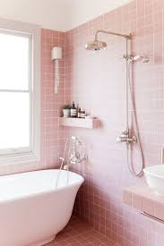 Our new Pink Bathroom! You can read more and see the full remodel on our
