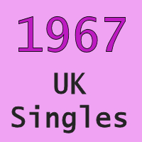 Uk No 1 Singles 1967 Chronology Totally Timelines