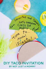 The <b>Party</b> Hop: Summer Fiesta <b>DIY</b> Taco Invitation/Balloon <b>Party Bar</b> ...