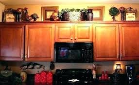 kitchen cabinet decorating kitchen cabinet decorating ideas top of cabinet decor cabinet decorating ideas decorate above