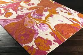 pink and orange rug cool pink and orange rug home color ivory banshee ban ivory burnt pink and orange rug