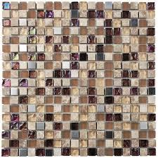 merola tile tessera mini aurora 11 3 4 in x 11 3