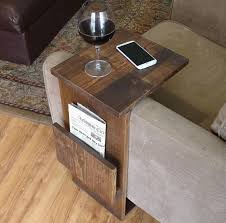 architecture decorative sofa tray table design tables amazing easy assemble kleeger sofa arm tray table