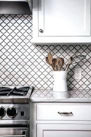 white kitchen backsplash tile beveled arabesque arabesque kitchen white kitchen cabinets with white arabesque tiles view full size beveled arabesque ivory