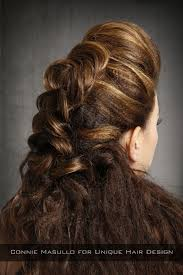Hair Style Dark Haircolor With Blonde