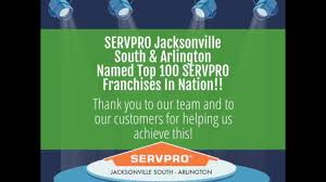 servpro jacksonville fl.  Jacksonville SERVPRO Of Arlington Rated In The Top 100 904 7628066 Servpro Jacksonville Fl A