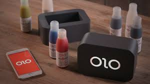 OLO The First Ever Smartphone 3D Printer by OLO 3D Inc