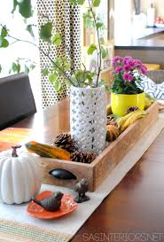 Fall Table Scapes Fall Tablescape Gourds Galore Jenna Burger