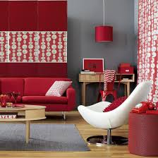 bold modern living room bold red colour schemes colour photo gallery decorating