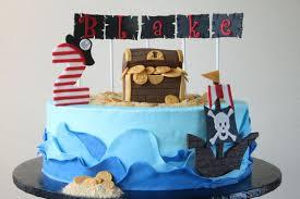 Pirate Birthday Cake Rebecca Cakes Bakes