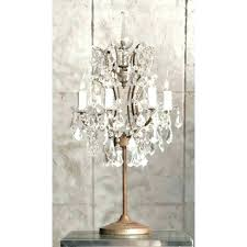 chandelier table lamp cur small chandelier table lamp tadpoles mini chandelier table lamp pertaining to mini chandelier table lamps black