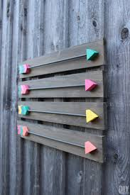 includes make your own arrow wall decor fabulous diy wood arrows wall art tutorial includes