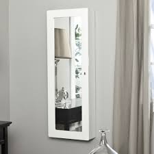 Mirrored Jewelry Cabinet Armoire Mirrored Jewelry Cabinet Design Mirrors And Wall Decor Nice