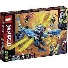 LEGO 71711 Ninjago Jay's Cyber Dragon