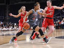Rider women's basketball star Stella Johnson has sight set on MAAC title,  WNBA | Sports | trentonian.com