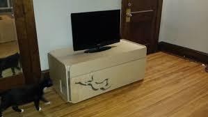 Wooden Litter Box Cabinets Litter Box Cabinet Tv Console Litter Box Enclosure