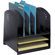 file folder desk organizer image