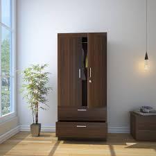 cupboard furniture design. Perfect Cupboard Nilkamal Edwina Engineered Wood 2 Door Wardrobe With Cupboard Furniture Design