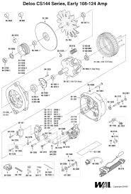 delco remy si alternator wiring solidfonts ac delco alternator wiring diagram anyways this is how i did it