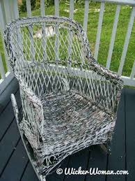 painting wicker furniture hints tips