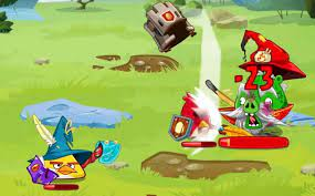 Angry Birds Epic 3.0.27463.4821 - Download für Android APK Kostenlos
