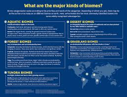 What Are Biomes Human Interference And Its Effect On Biomes Kent State