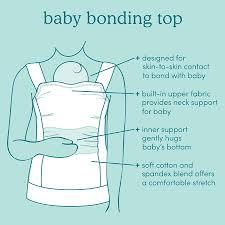 Baby Bonding Top Size Chart Skin To Skin Top Aden Anais