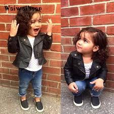 <b>Baby</b> Denim Boys&Girls Jacket Autumn Winter Coat Kids Outerwear ...