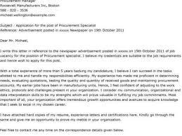 31 Procurement Cover Letter, [Epub] Resume Cover Letter For ...