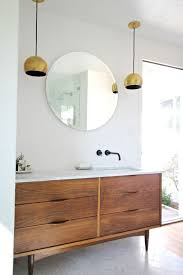 Modern Bathroom Renovation (Simply Grove) | Modern, Mid century ...