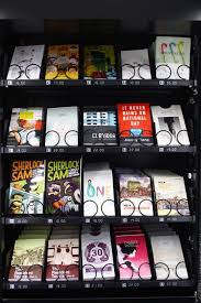 Vending Machine Books Enchanting Brain Food Vending Machines Offer Books Instead Of Snacks Urbanist