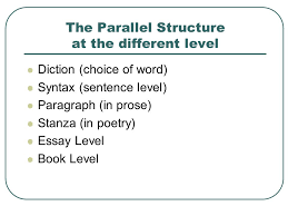 traditional definition of repest vs dr lawrence lightfoot s new  4 the parallel structure at the different level diction choice of word syntax sentence level paragraph in prose stanza in poetry essay level book