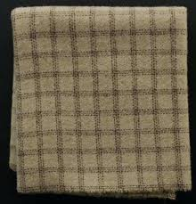 felted wool fabric by the yard triple windowpane fat quarter for rug hooking applique crafts uk felted wool