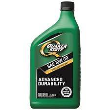 sae 10w 30 advanced durability conventional motor oil 550035170 the